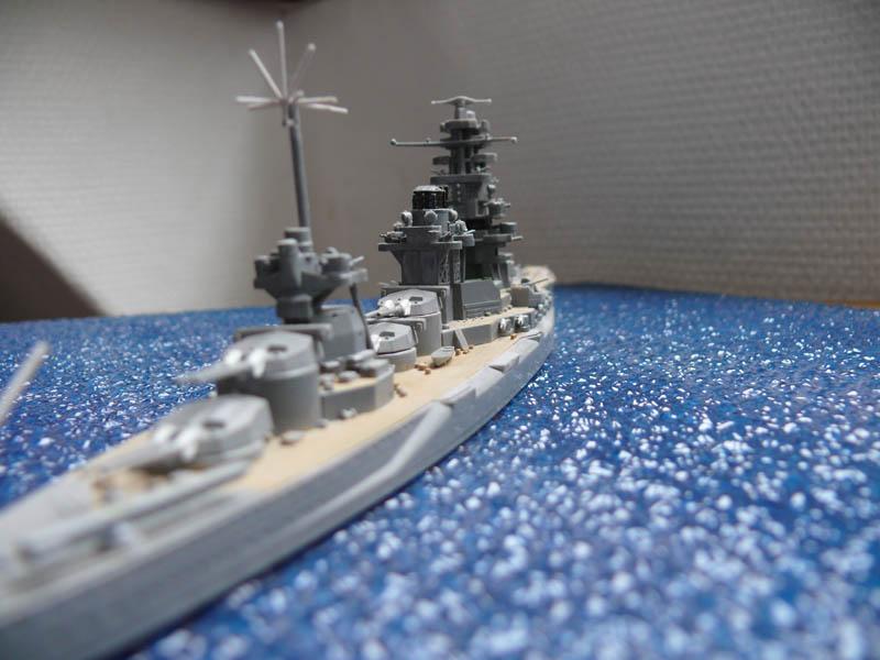 IJN ISE (1941) 1/700 - Hasegawa P1010129