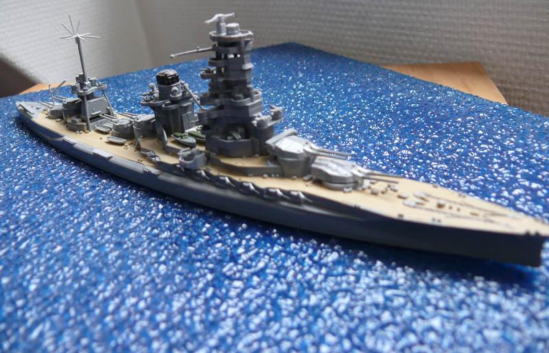 IJN ISE (1941) 1/700 - Hasegawa P1010130
