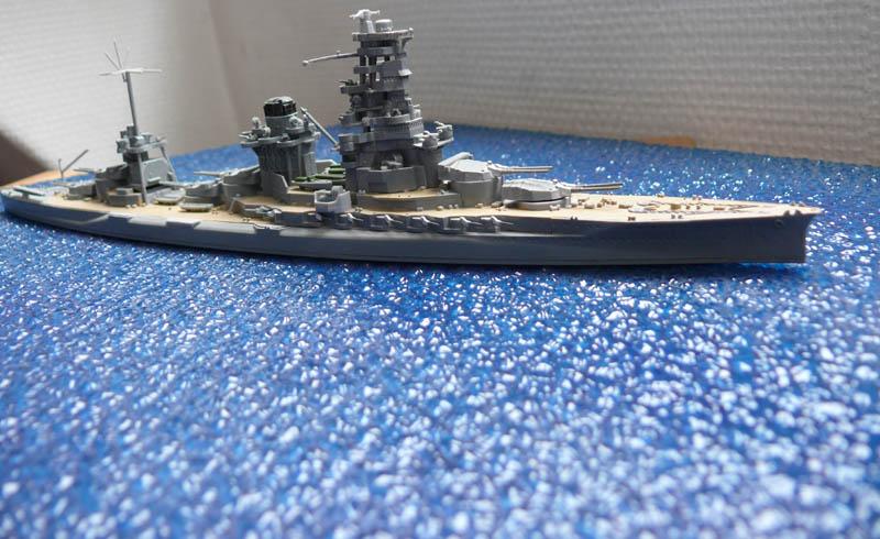 IJN ISE (1941) 1/700 - Hasegawa P1010131