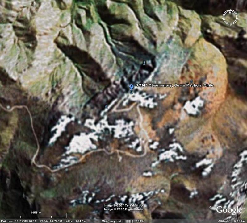 Observatoires astronomiques vus avec Google Earth - Page 2 Obser_10