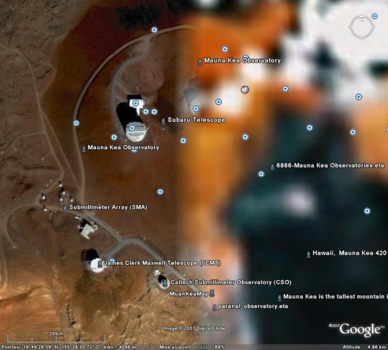 Observatoires astronomiques vus avec Google Earth - Page 10 Observ10