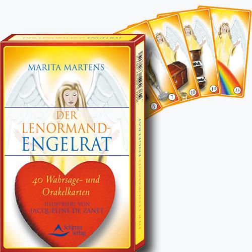 Les différentes versions des  cartes Lenormand - Page 2 6728110