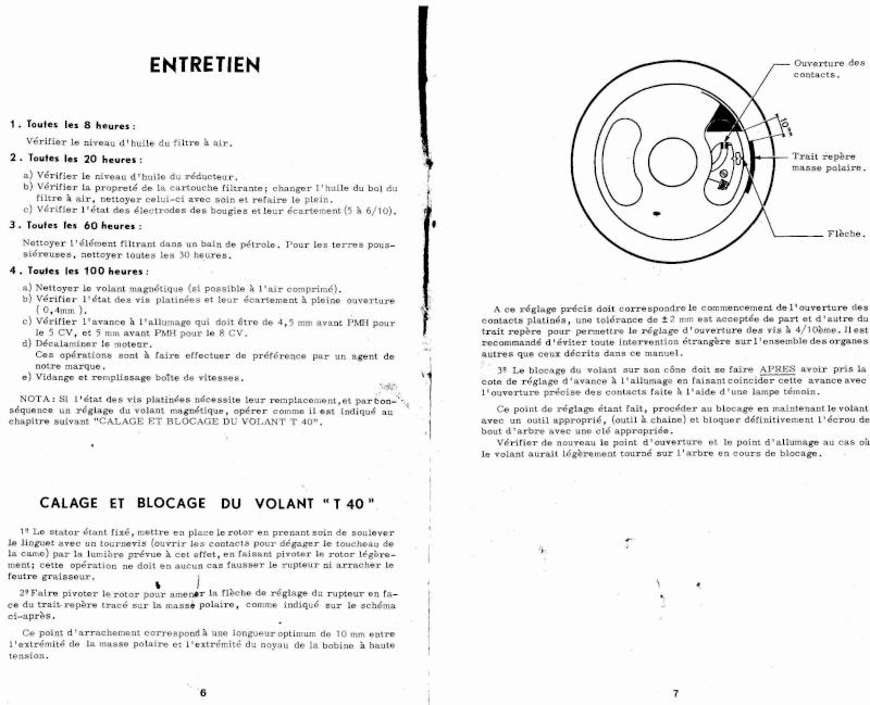 restauration - Restauration de la PP125 - Page 5 Calage10