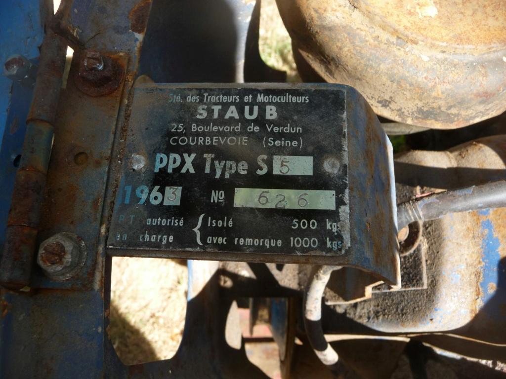 Un PPX S5 qui vient d'arriver à la maison, moteur 2 temps P1130016