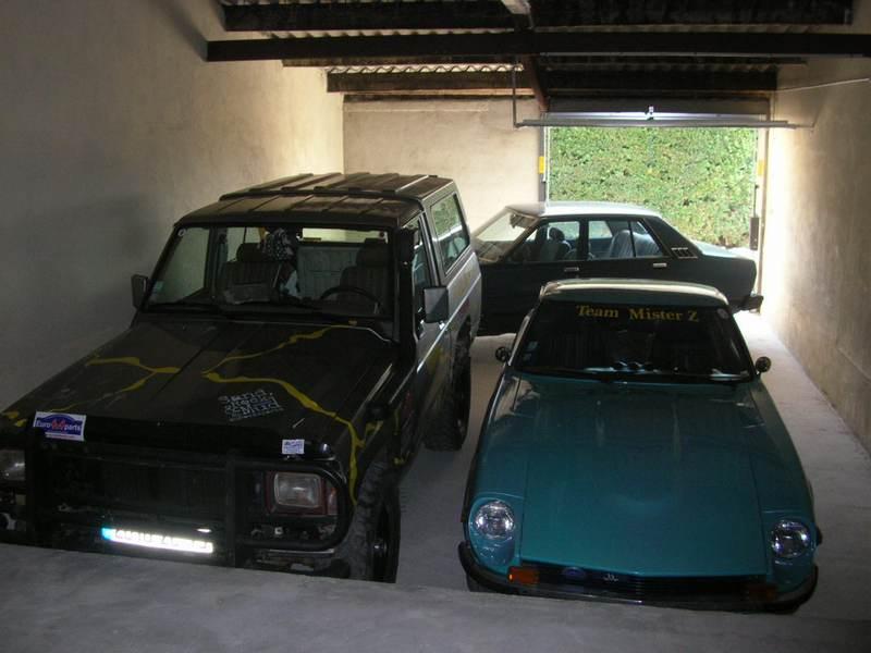 Ma Datsun VIOLET 140J de 1981 Datsun43