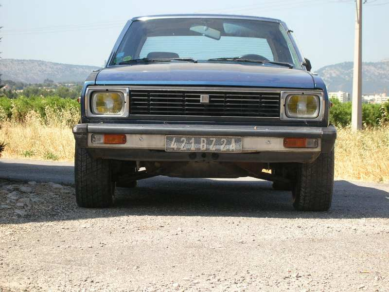 Ma Datsun VIOLET 140J de 1981 Dscn2010