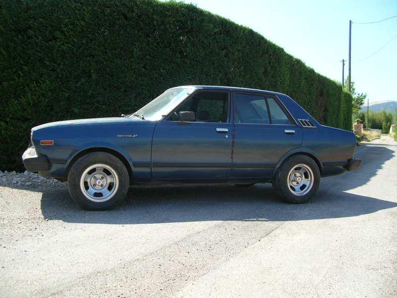 Ma Datsun VIOLET 140J de 1981 Dscn2011