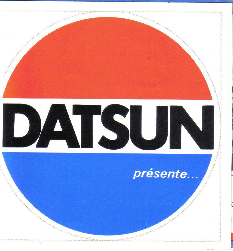 TOPIC OFFICIEL DATSUN 510... Voiture mythique! Emblem11