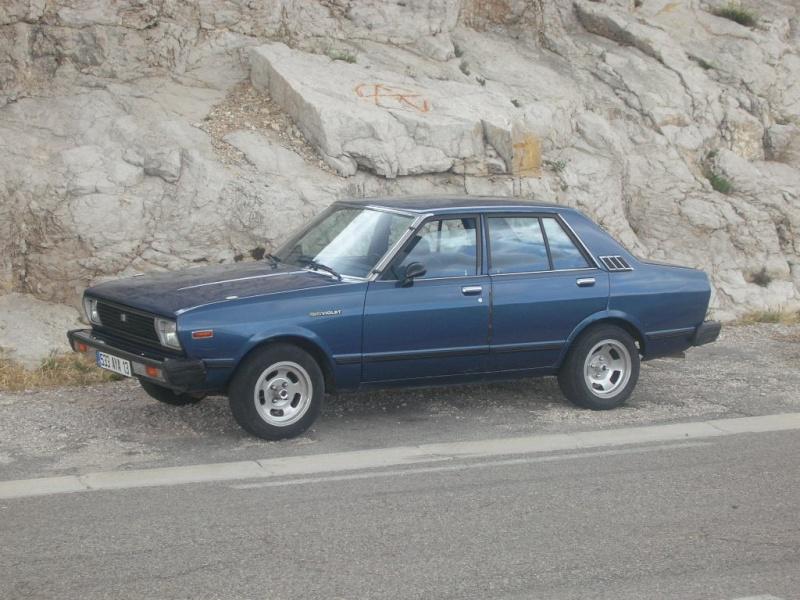 Ma Datsun VIOLET 140J de 1981 Ma_dat40