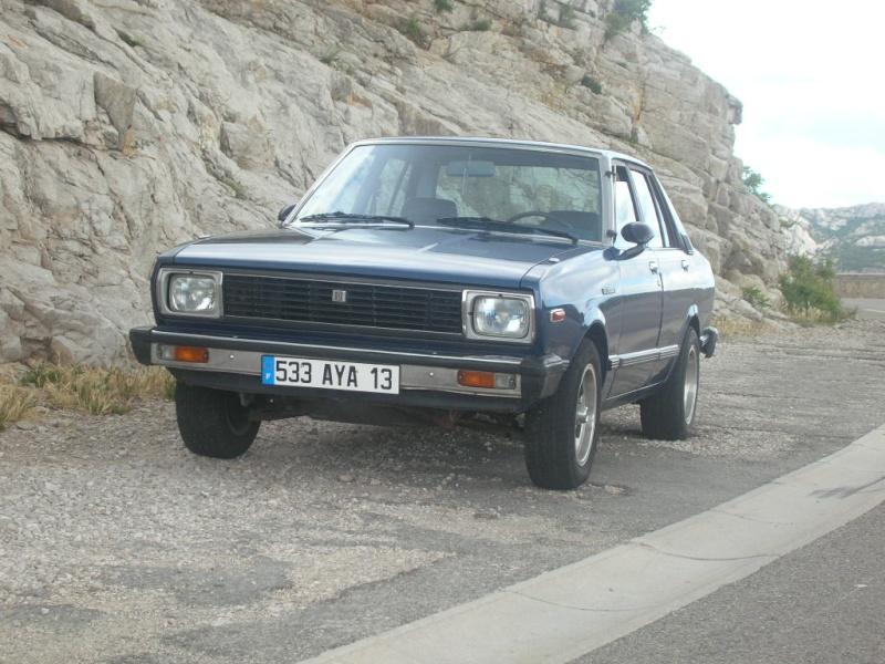 Ma Datsun VIOLET 140J de 1981 Ma_dat41