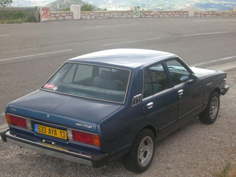 Ma Datsun VIOLET 140J de 1981 Ma_dat45