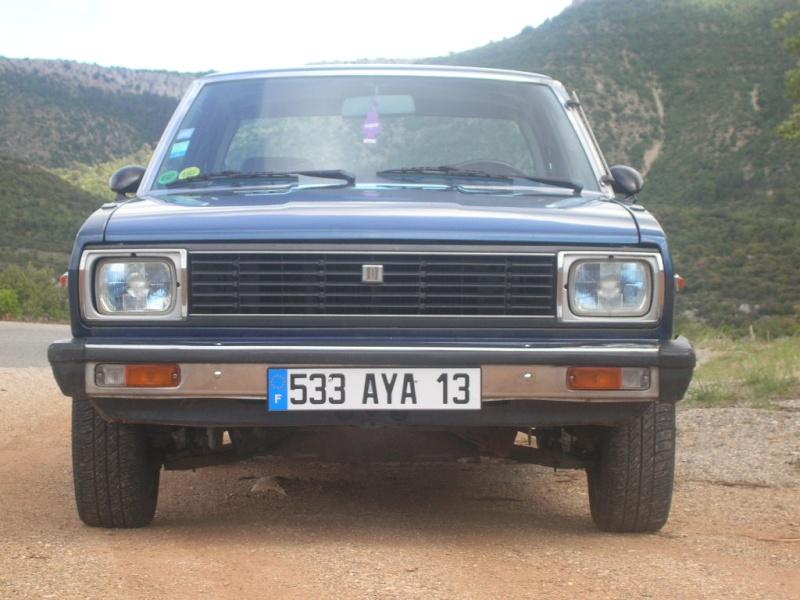 Ma Datsun VIOLET 140J de 1981 Ma_dat51