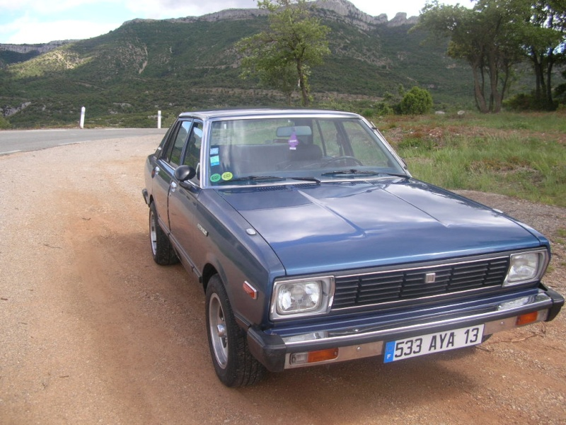 Ma Datsun VIOLET 140J de 1981 - Page 2 Ma_dat52