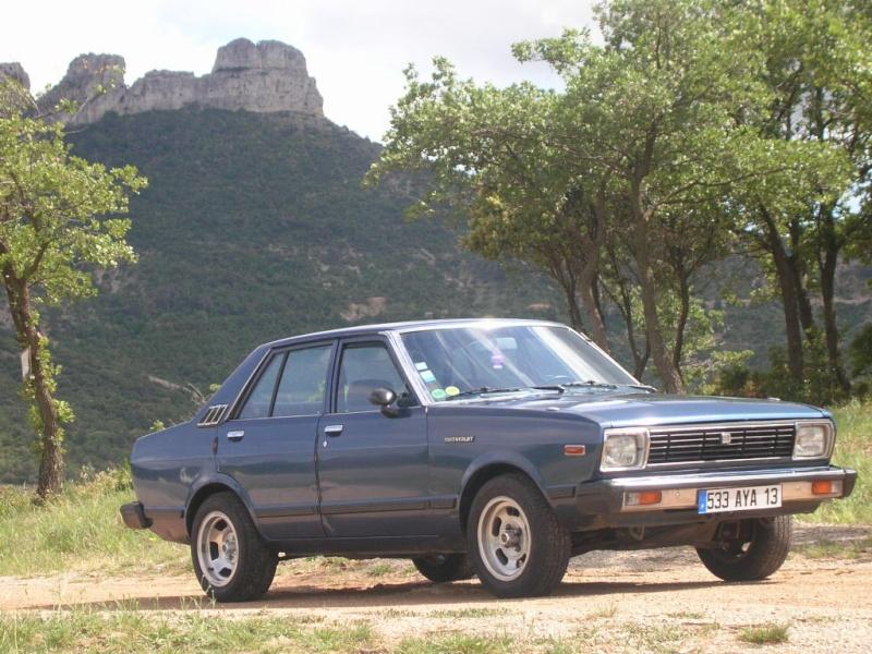 Ma Datsun VIOLET 140J de 1981 Ma_dat58