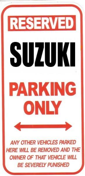 FANS de SUZUKIs c'est pour vous No_par38
