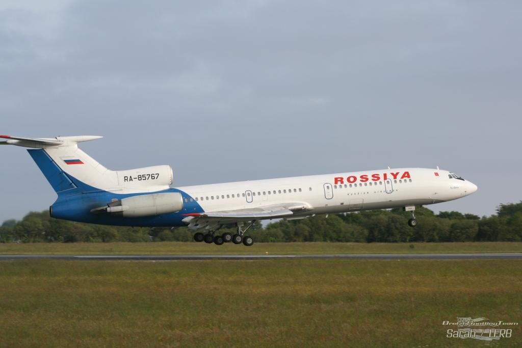 Tu-154m Rossiya airlines Img_2410