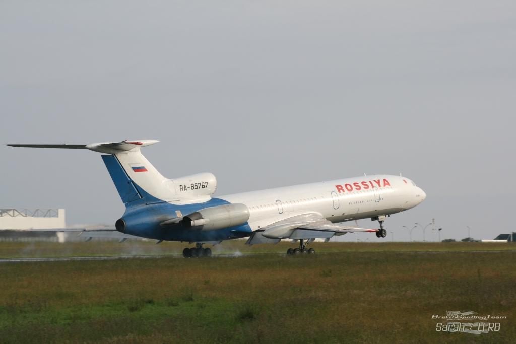 Tu-154m Rossiya airlines Img_2411