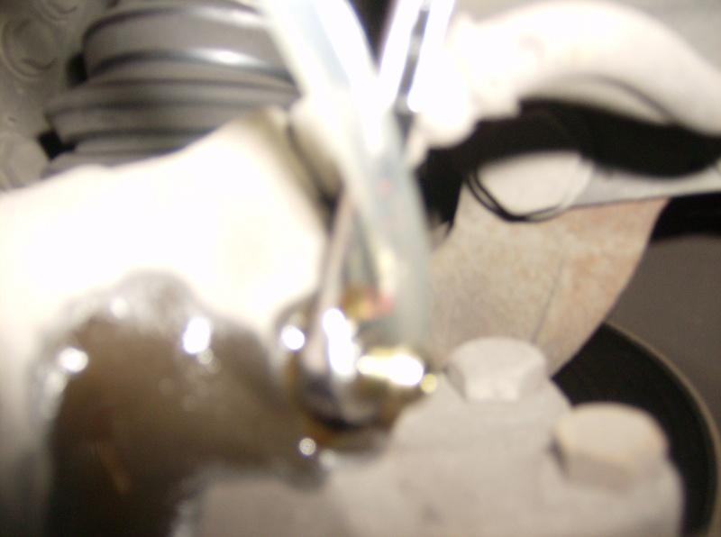 [ Renault mégane 1.6 16v ] Remplacement liquide de frein (tuto) Hpim2038