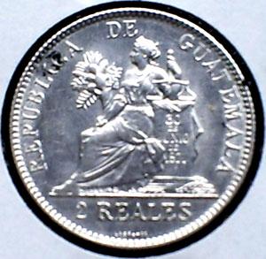 2 reales de Guatemala (1898 d.C) Dos_re10