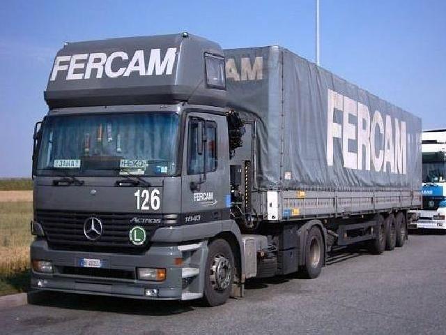 Transports Fercam (I) Mb-act12