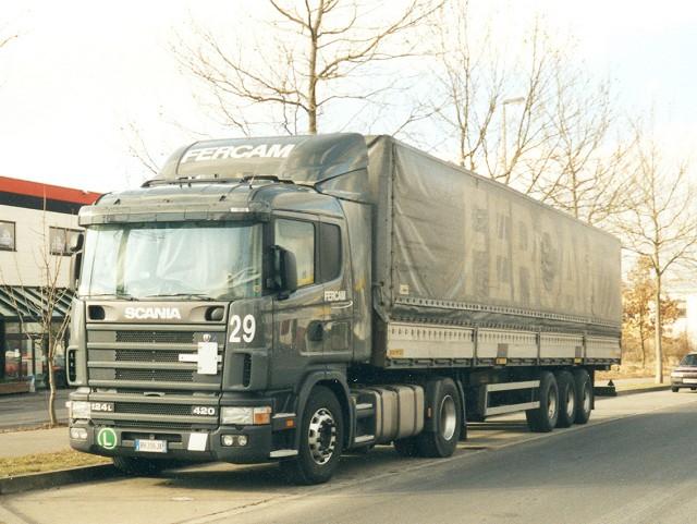 Transports Fercam (I) Scania11