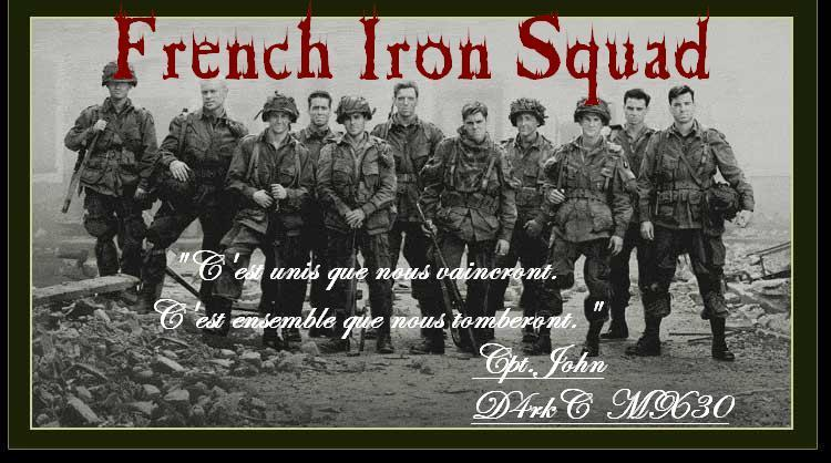 French Iron Squad