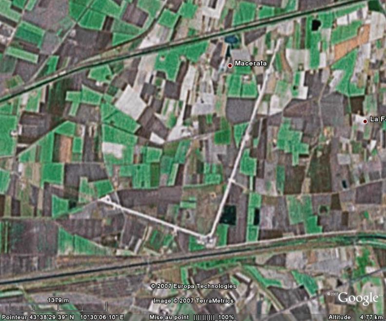 Observatoires astronomiques vus avec Google Earth - Page 14 Virgo10