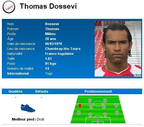 Effectif Dossev10