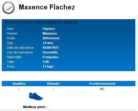 Effectif Flache10
