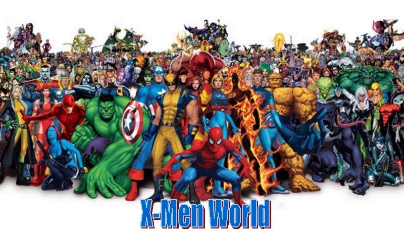 X-men World