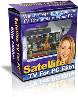 Satellite TV For PC Elite Edition Box310
