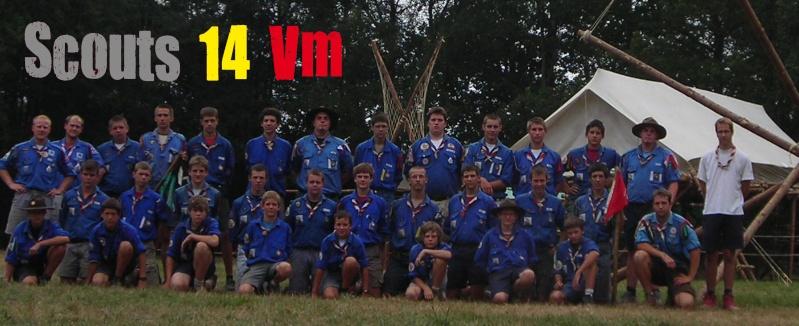 Le forum des scouts de la 14éme VM