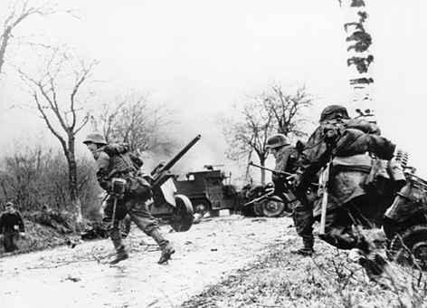 Bataille des Ardennes Battle10