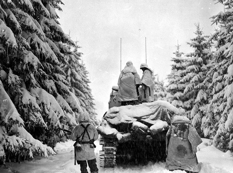 Bataille des Ardennes Bulge111