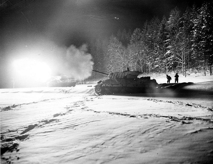 Bataille des Ardennes Bulge510