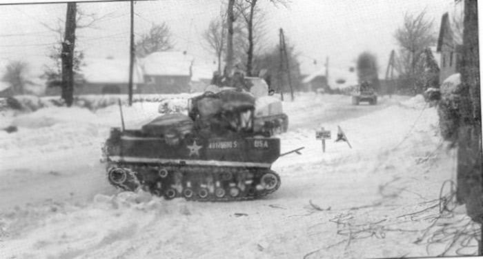 Bataille des Ardennes Weasel10