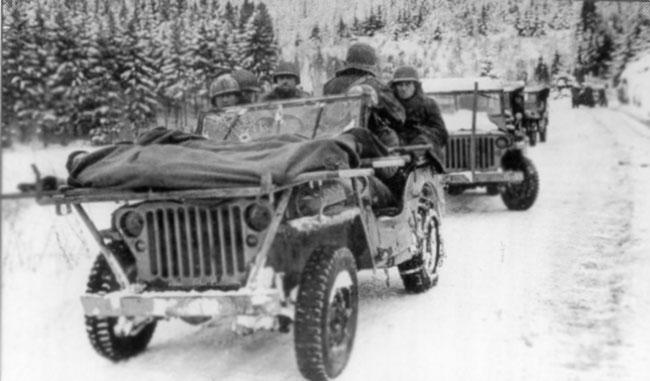 Bataille des Ardennes Wounde10