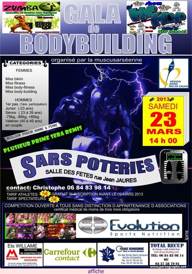 GALA DE BODY Sars10