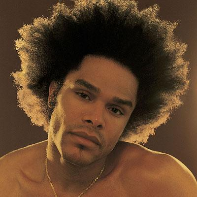 Afro Puf ou Black Power Baa10
