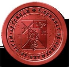 Contreseings des Seigneuries issues de mérite Scel_r11
