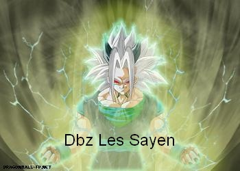 DBZ Les Sayen V2