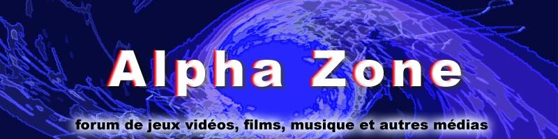 Alphazone: Forum sur le multimédia et sur des sujets artistiques