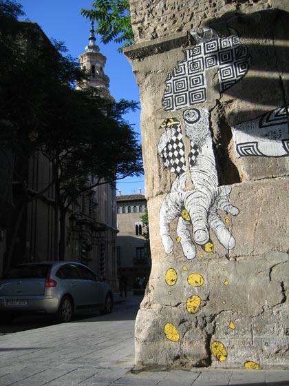 StreetArt Blu_za13