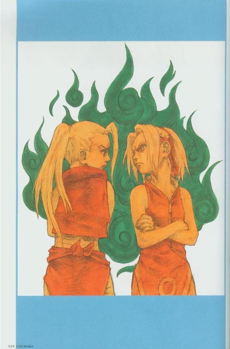 Artbook de Naruto Naruto26