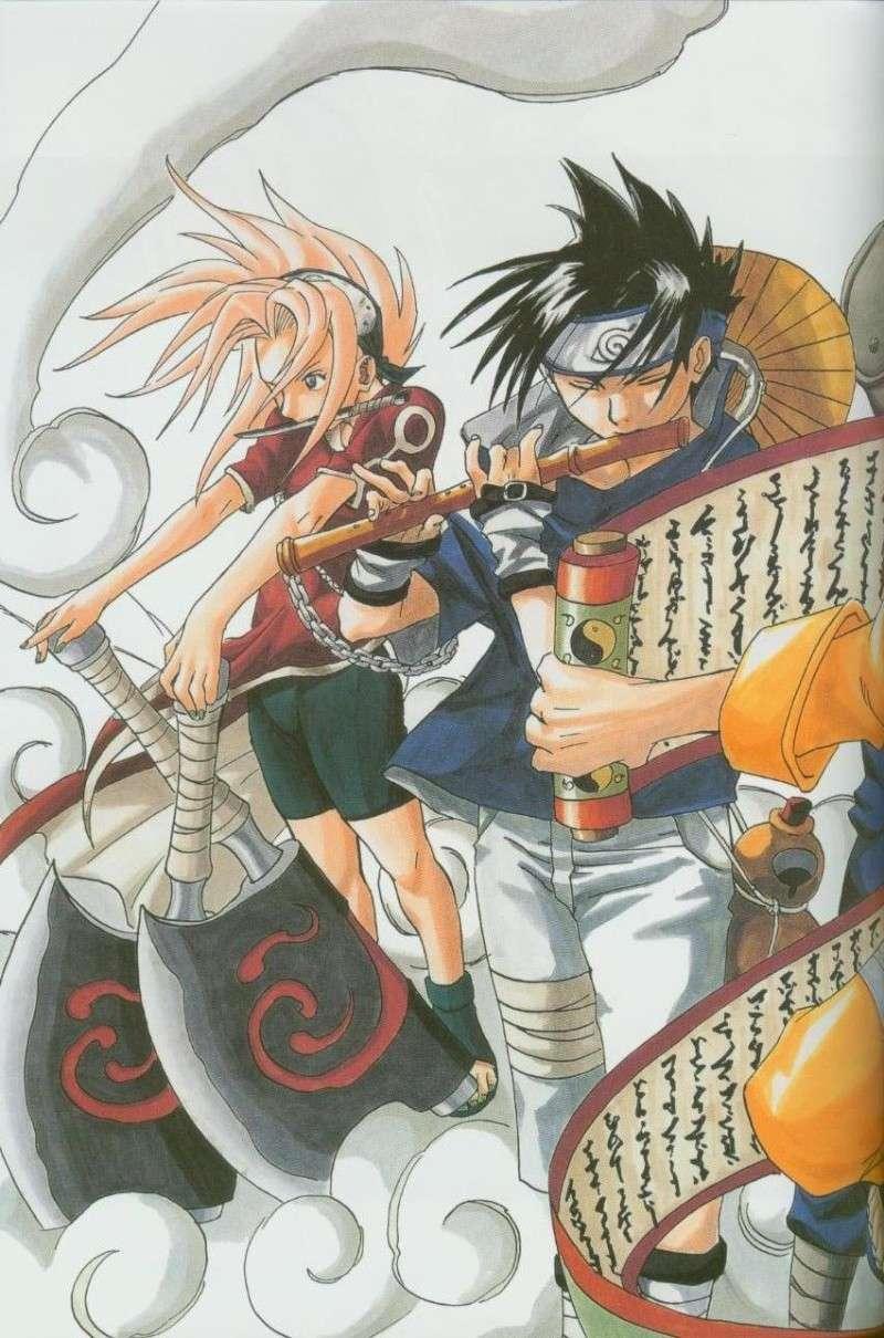 Artbook de Naruto Naruto27