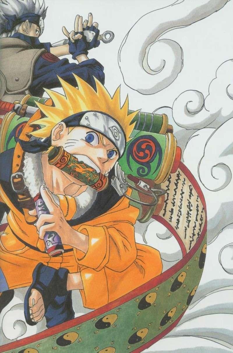 Artbook de Naruto Naruto28