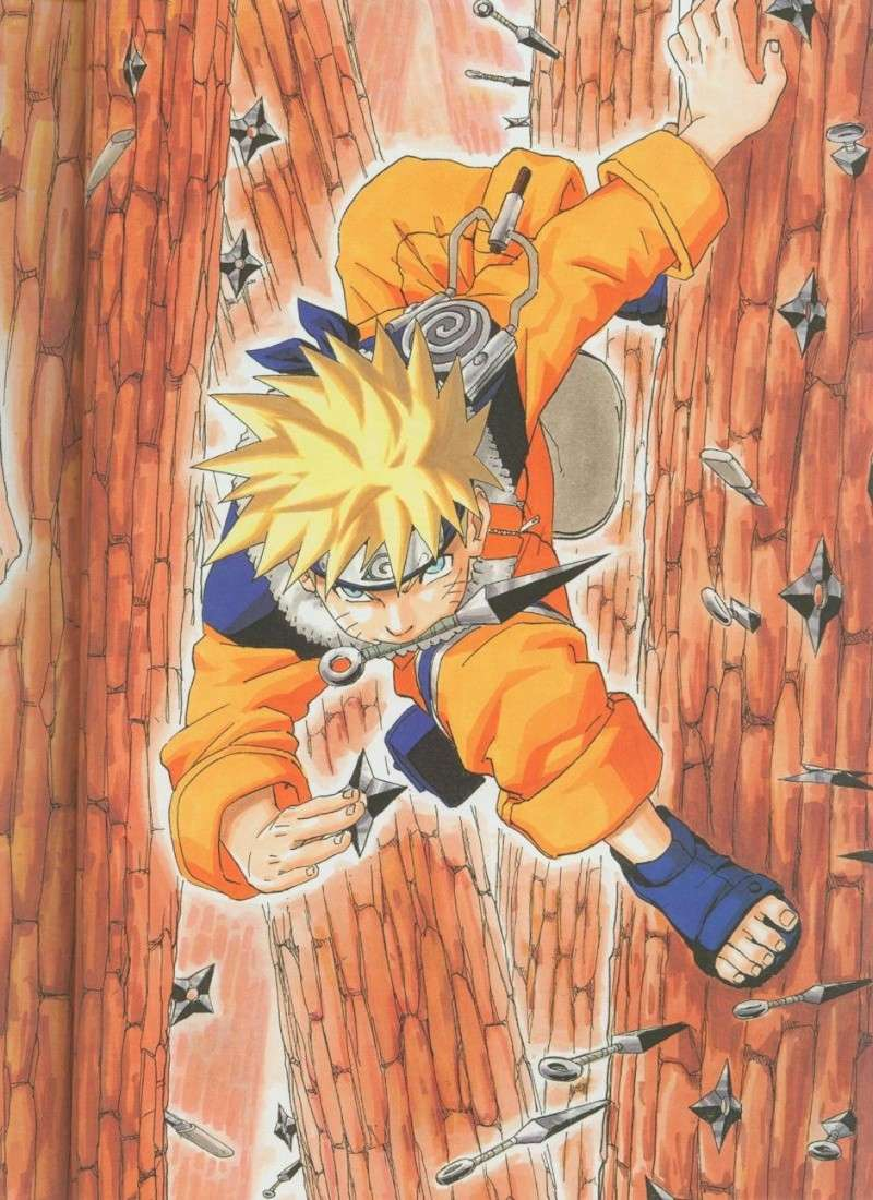 Artbook de Naruto Naruto30