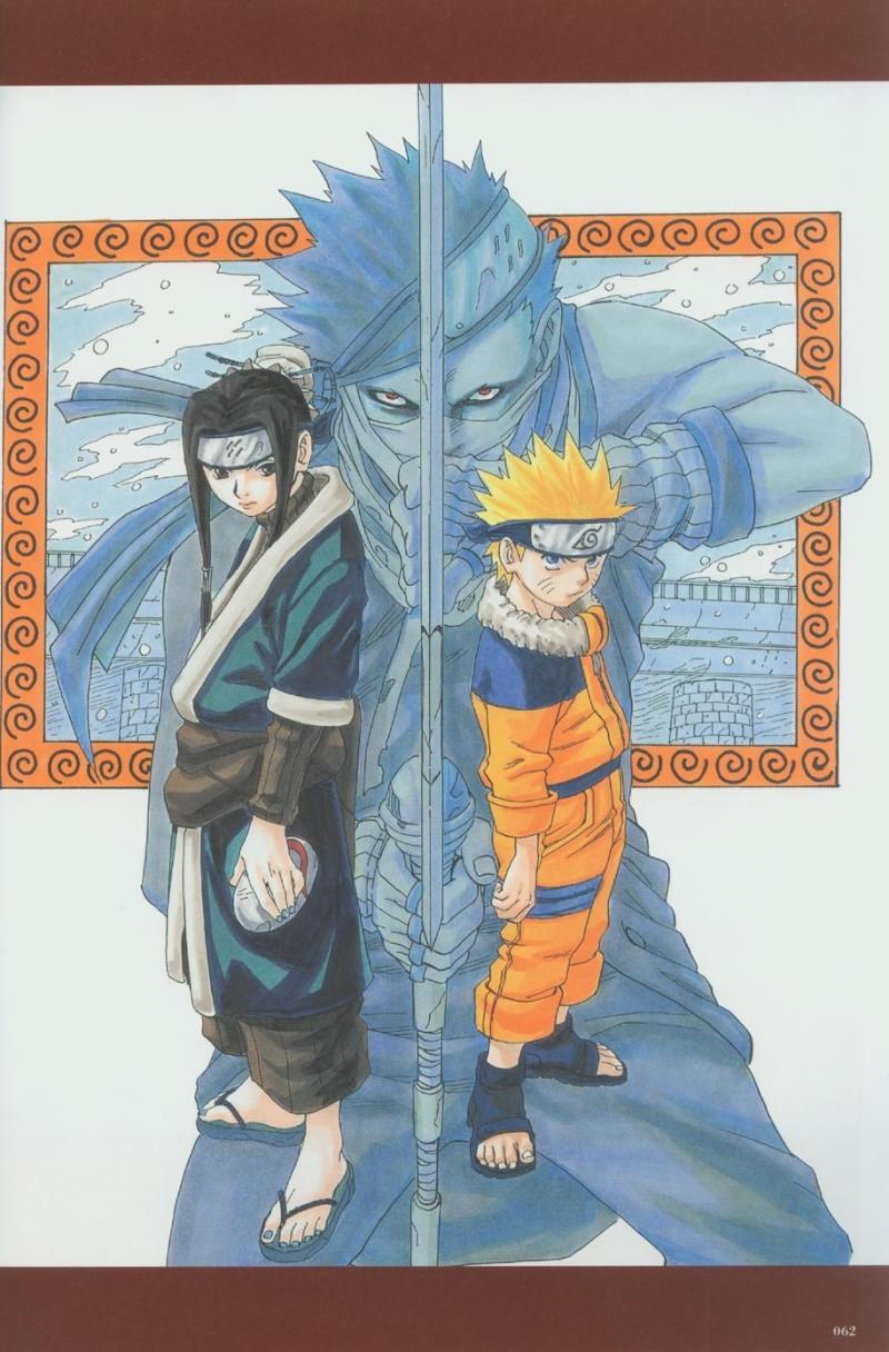 Artbook de Naruto Naruto31