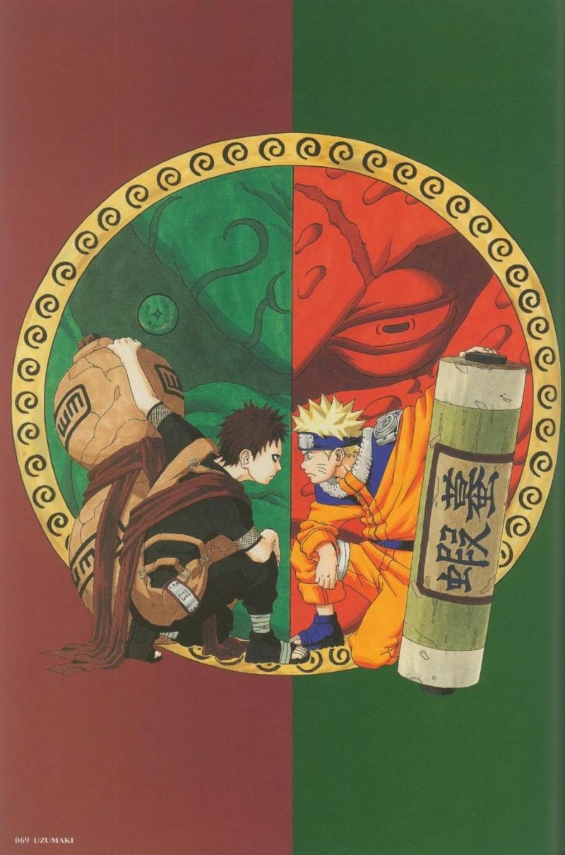 Artbook de Naruto Naruto34