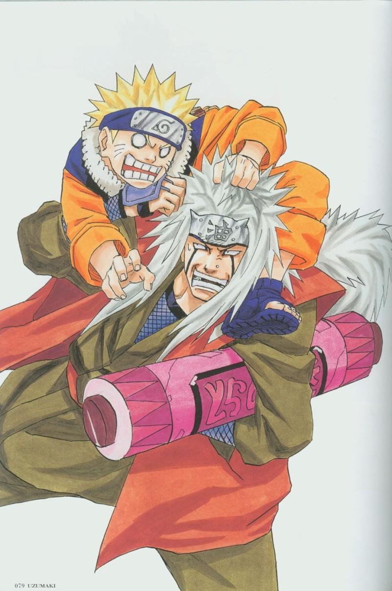 Artbook de Naruto Naruto36